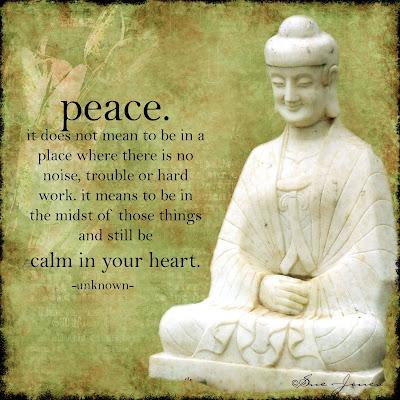 Zen Peace Quotes