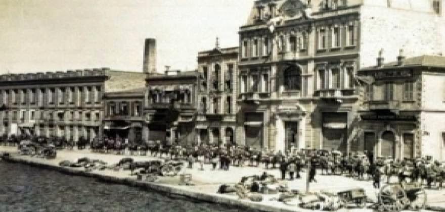 Δημοσίευμα ντοκουμέντο για την σφαγή στη Σμύρνη το 1922