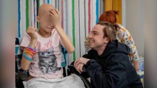 Александр Петров исполнил мечту умирающей от рака девочки
