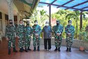 Panglima Kogabwilhan III Silaturahmi Bersama Keuskupan Jayapura