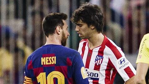 Totális bukta: összeomlott a Barcelona az Atlético ellen
