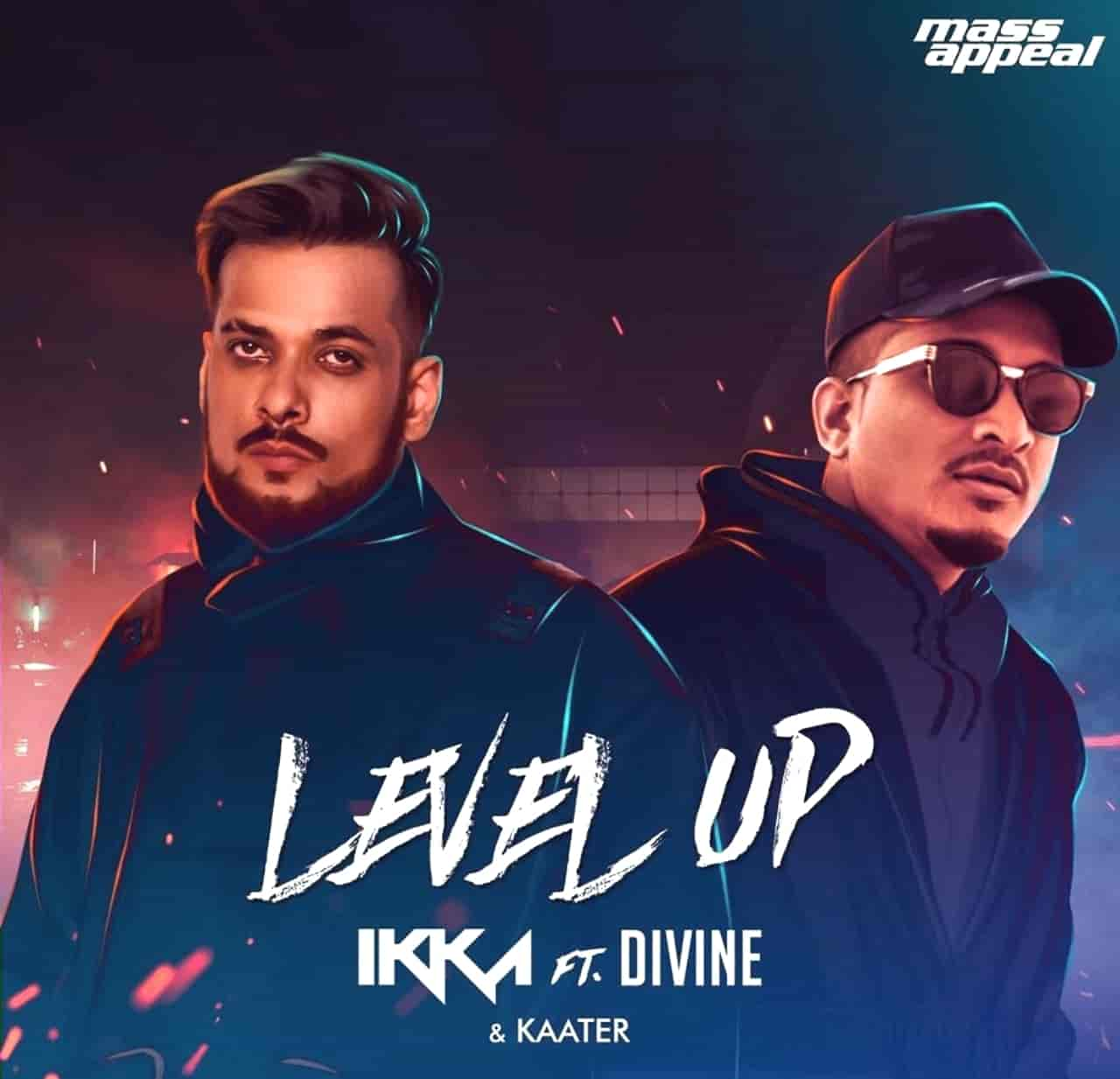 Level Up Rap Song Image Features Ikka, Divine and Kaater