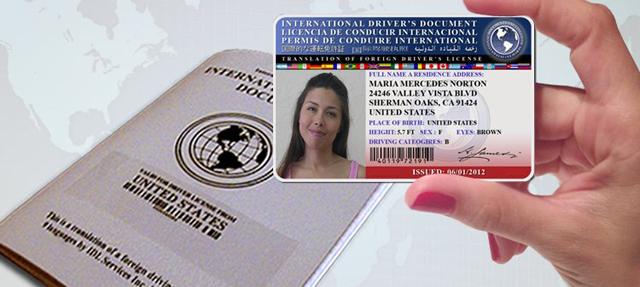 Bằng lái xe quốc tế (International Driver License – IDL)