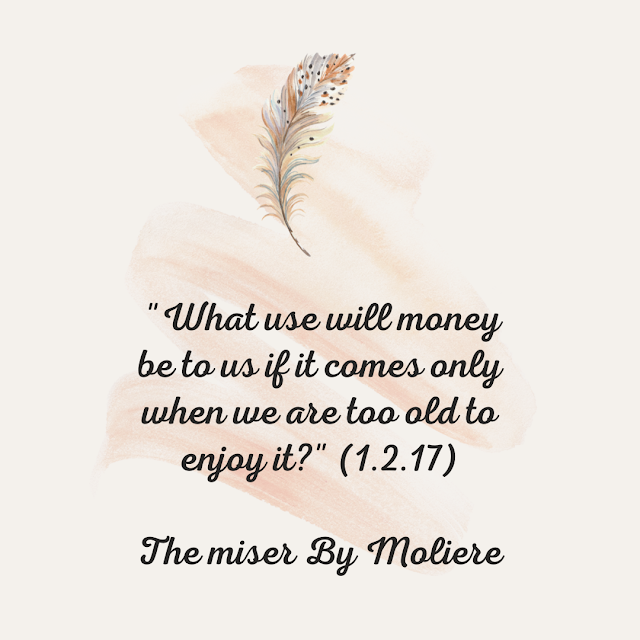 The Miser By Moliere: Act-by-Act Detailed Summary