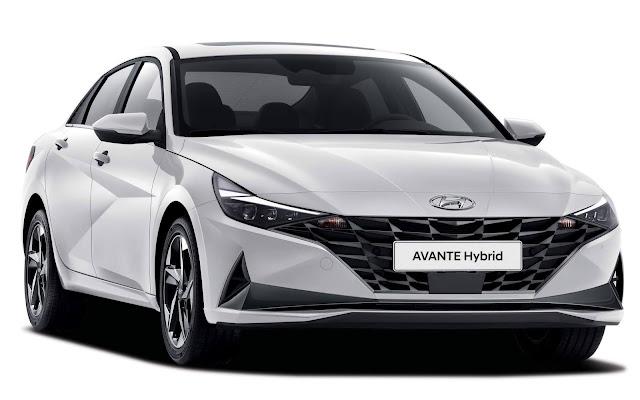 Novo Elantra Hybrid Electric a caminho