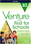 Venture into First for Schools B2 | PDF + CD