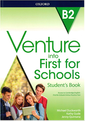 Venture into First for Schools cd audio