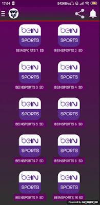 تحميل تطبيق be live apk الخاص بأجهزة الاندرويد لمشاهدة القنوات التلفزية مجانا