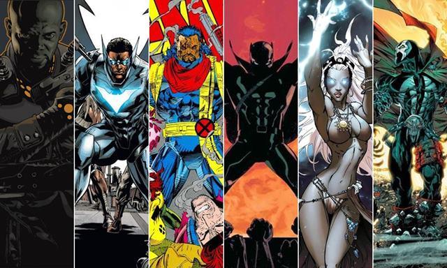 Los mejores superhéroes negros del cómic y el cine