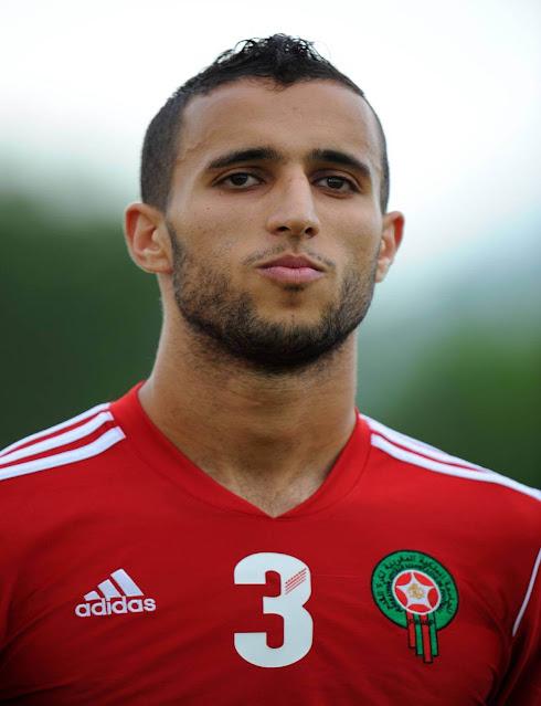 محمد أبرهون اللاعب المغربي السابق للمغرب التطواني