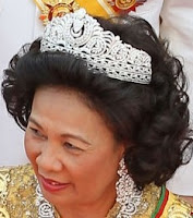 diamond tiara queen sultanah haminah kedah malaysia