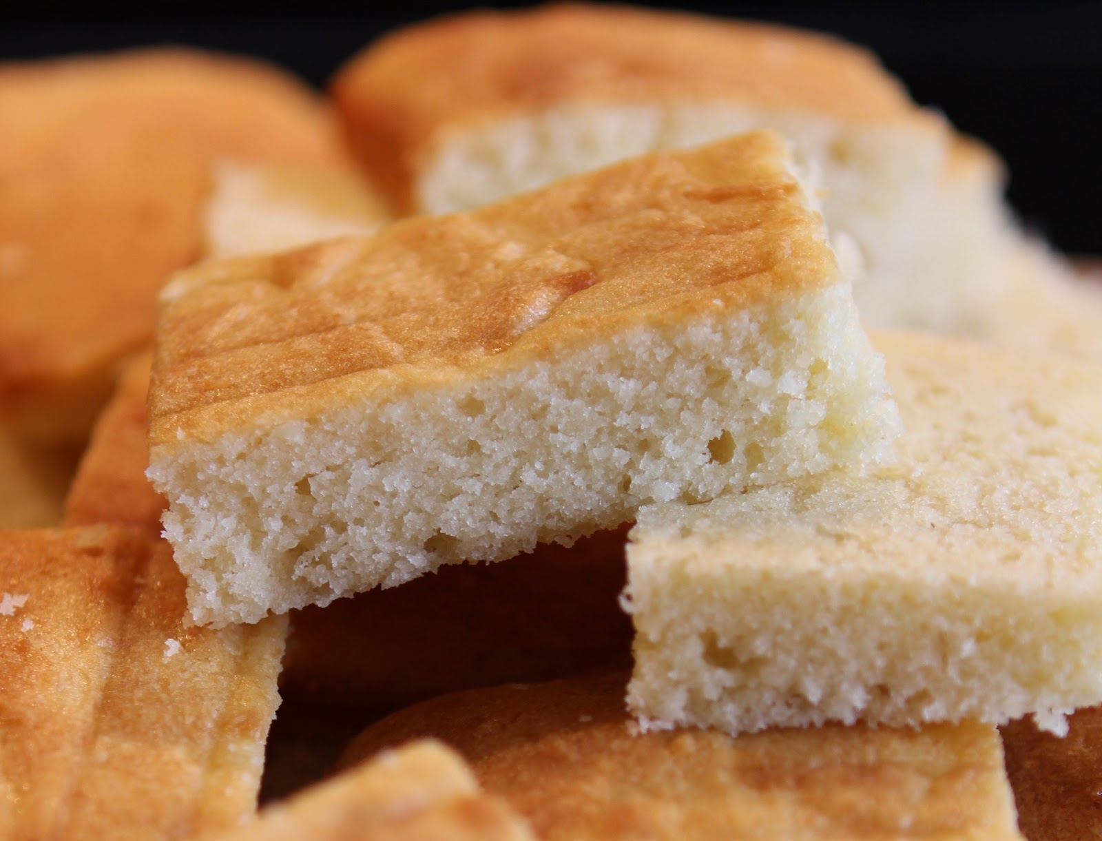 Gluten Free Sponge Cake With Ground Almonds