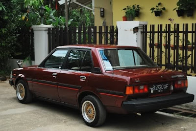 modifikasi corolla dx