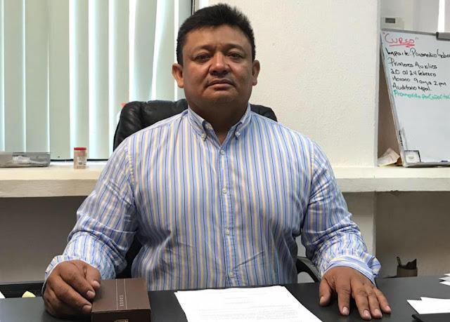 Ismael Peraza se registrará como candidato independiente