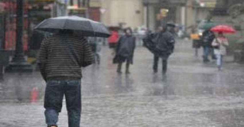 SENAMHI ALERTA: Lluvias intensas con descargas eléctricas se registrarán hasta este martes en 18 regiones - www.senamhi.gob.pe