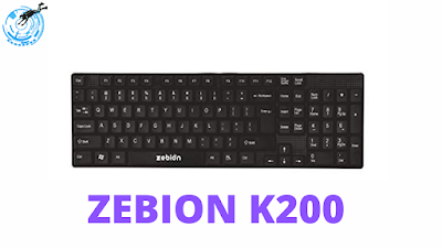 zebion k200 Best Keyboards Under 1000/-