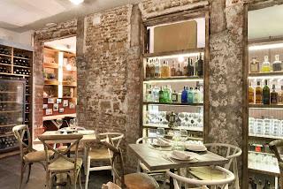 Hache, Gastronomia, H, Madrid