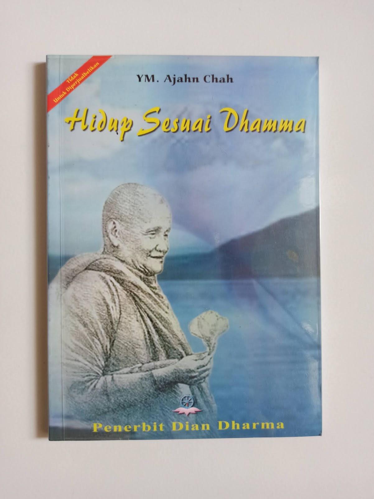 Buku karya Ajahn Chah
