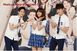 Drama Korea School 2017 Episode 1-16 (END) Subtitle