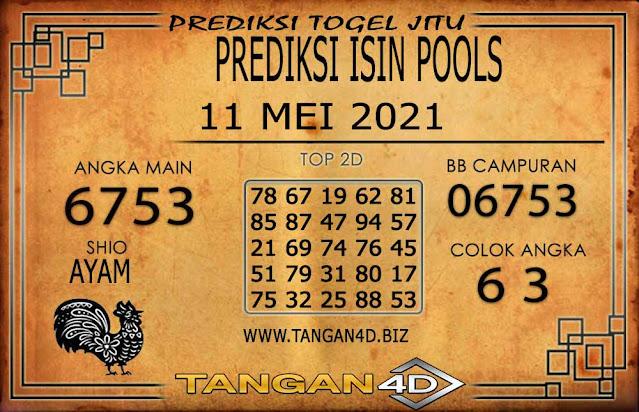 PREDIKSI TOGEL ISIN TANGAN4D 11 MEI 2021