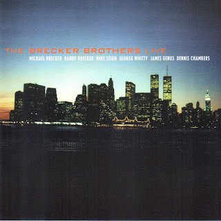 The Brecker Brothers - 1992 - Live