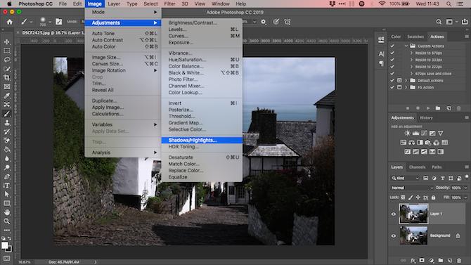 Cara Menghapus Bayangan Foto Di Adobe Photoshop Calonpintar Com