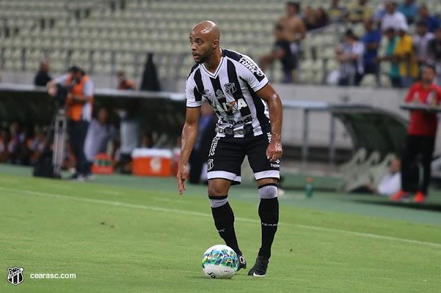 Lateral Romário vive a expectativa de jogar a primeira final com a camisa do Ceará