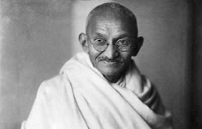 Inspirational biography of Mahatma Gandhi