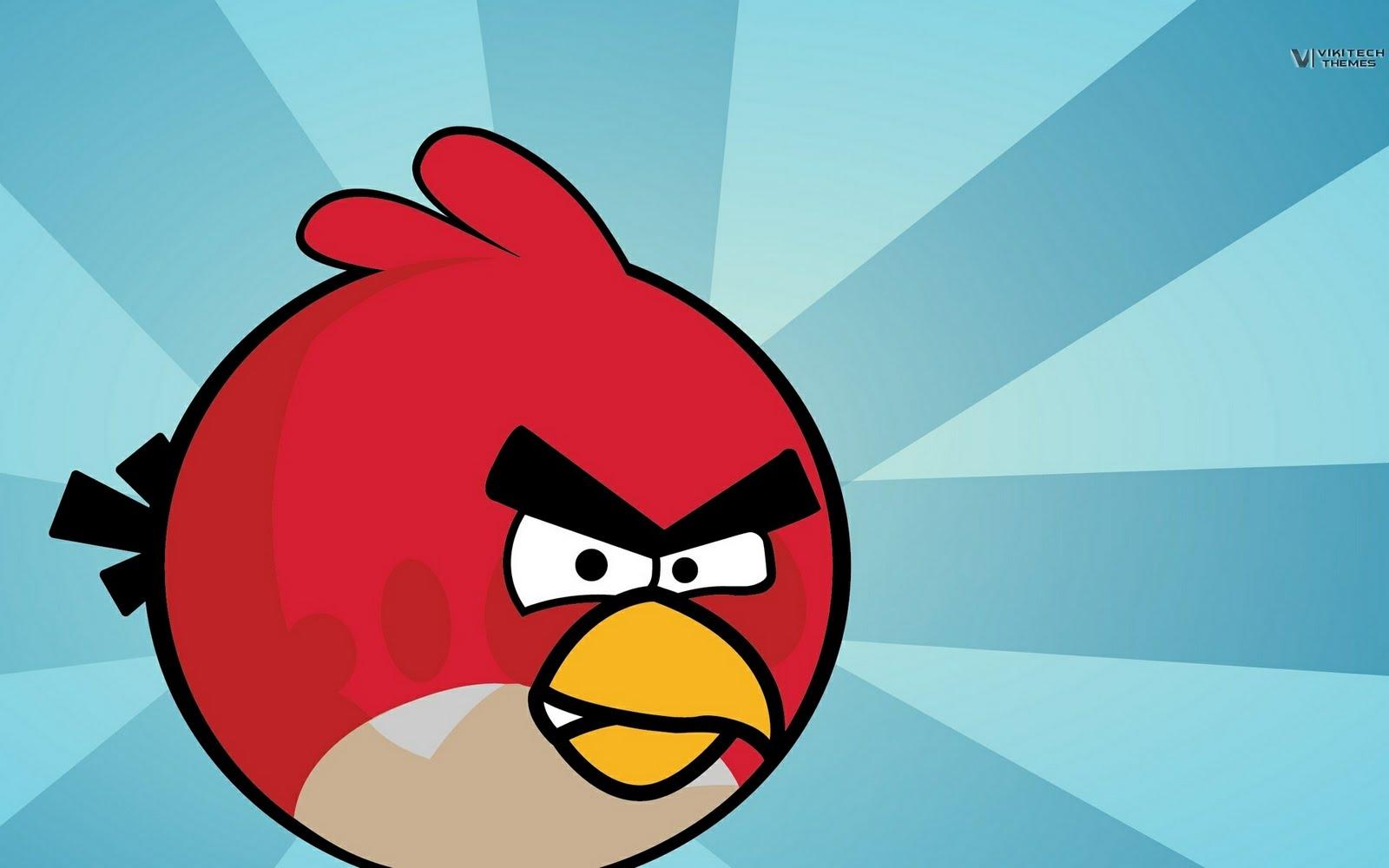 WallpapersKu: Angry Birds Wallpapers