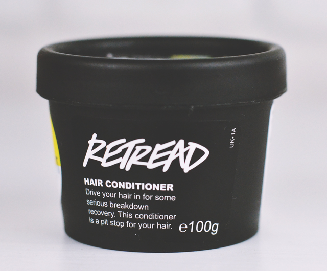 Review of Lush Conditioner