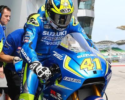 Aleix: Tes Sepang Jadi Penampilan Terburuk Saya Bersama Suzuki