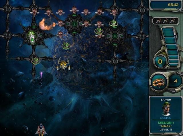 تحميل لعبة Star Defender 3 للكمبيوتر