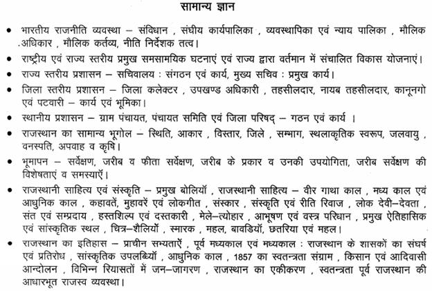Rajasthan Patwari Book
