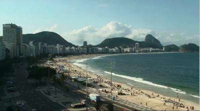 imagens ao vivo de praias do mundo inteiro assista copacabana, praia brava itajai e muito mais