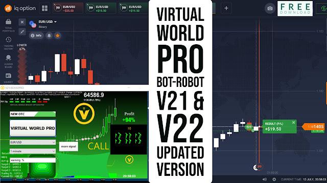 Virtual-World-Pro-Bot-V21-&-V22