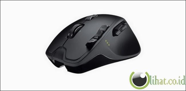 Logitech Wireless G700