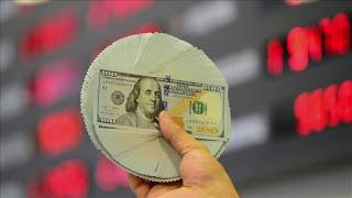 سعر صرف الليرة التركية مقابل العملات الرئيسية الأثنين9/12/2019
