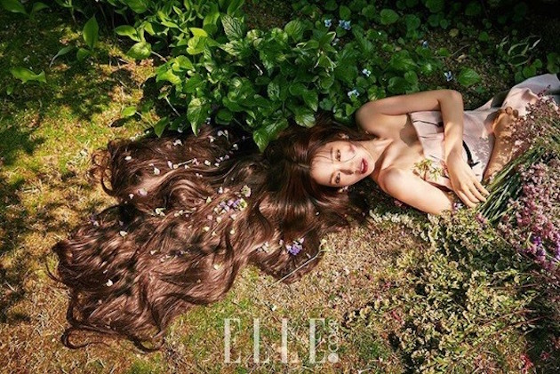 Park Shin Hye, Park Shin Hye Elle, Park Shin Hye Elle 2016, Park Shin Hye 2016,  박신혜