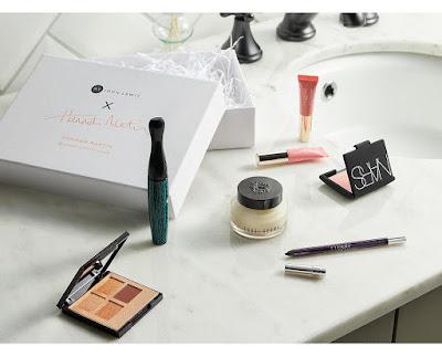 My John Lewis x Hannah Martin Beauty Box