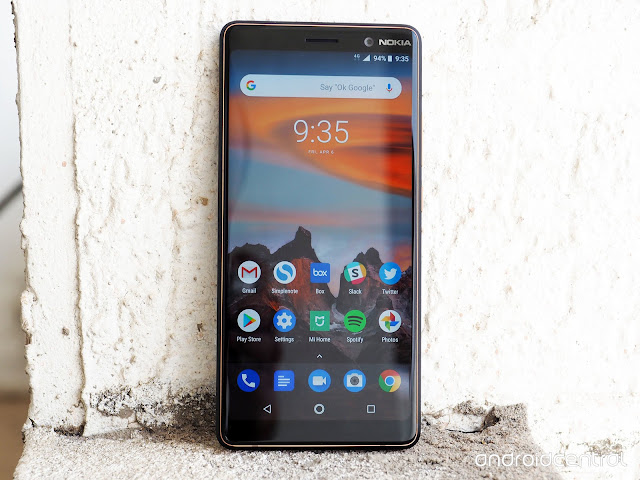 Nokia 9 Plus starts getting Android 9.0 pie updates