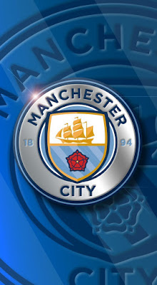 wallpaper logo manchester city hp xiaomi