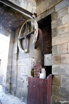 Porta Saint Thomas una delle porte di accesso alla città intramuros