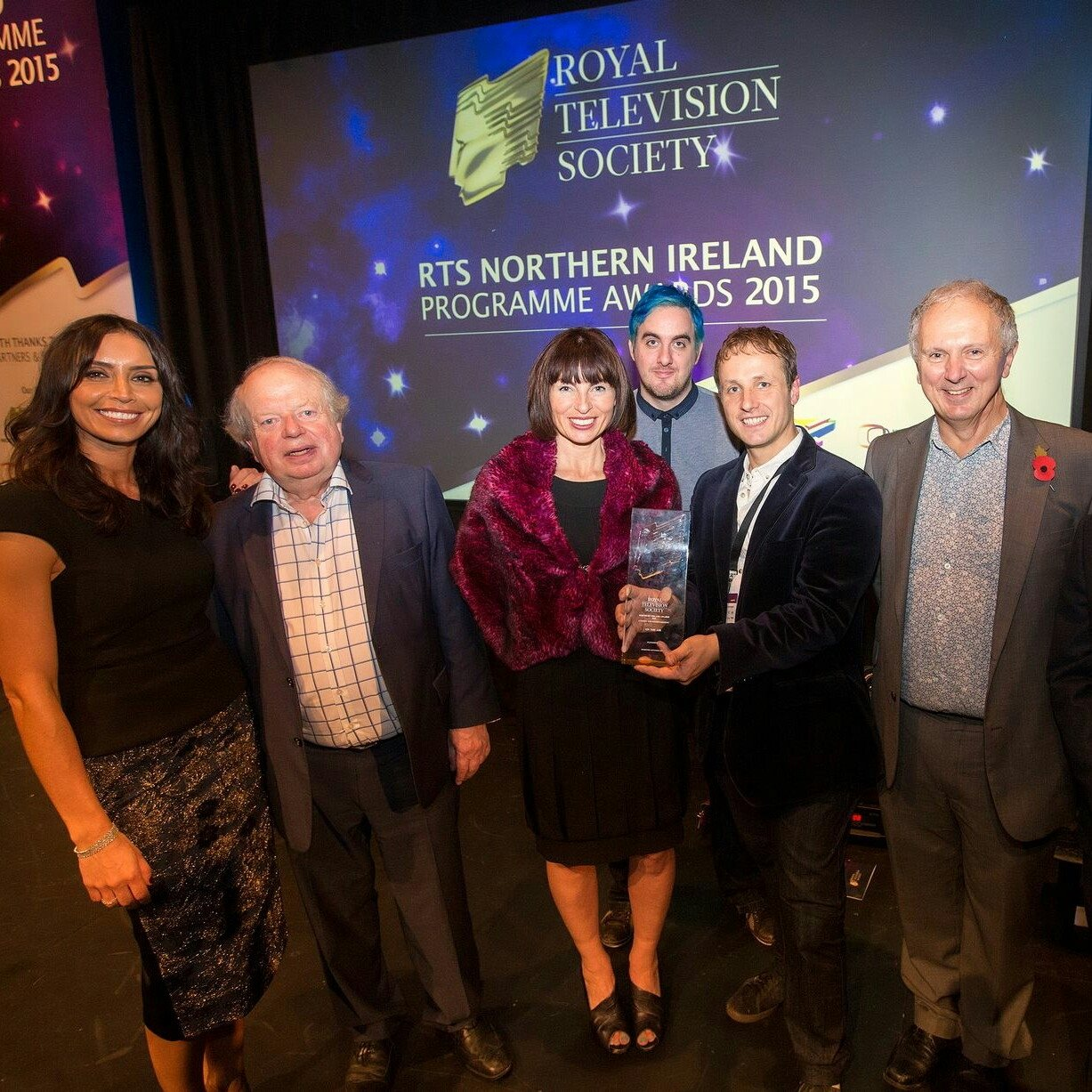 On the Air, with Gerry Anderson wins RTA 2015 - Flickerpix