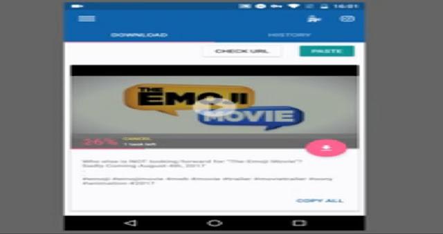 Delapan Aplikasi Tempat Download Video Terbaru Dan Terbaik Di Tahun 2019