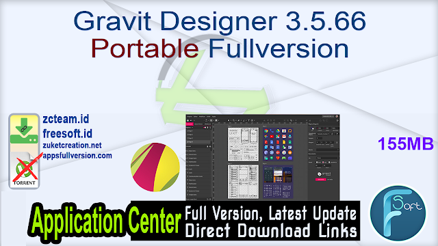 Gravit Designer 3.5.66 Portable Fullversion