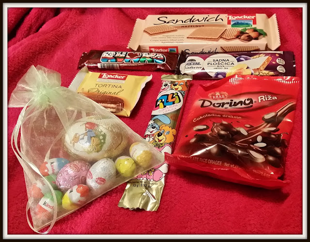 Candy Adriatico March Box Contents