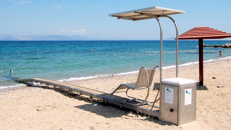 Χρηματοδότηση εξοπλισμού για πρόσβαση ΑμεΑ σε παραλίες του Δήμου Αλεξανδρούπολης