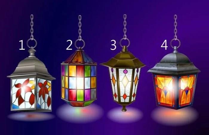 Выберите лампу, чтобы узнать о событиях, которые ждут вас в ближайшее время