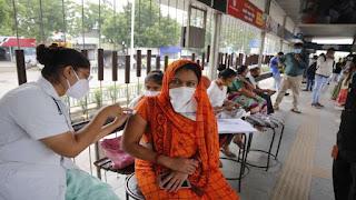 PM नरेंद्र मोदी के जन्मदिन पर बिहार ने लगाई सबसे अधिक कोरोना वैक्सीन, मुख्यमंत्री नीतीश कुमार ने दी बधाई