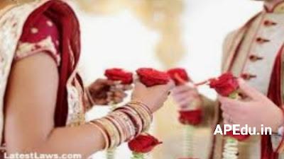 Corona implications for weddings and good deeds ..!